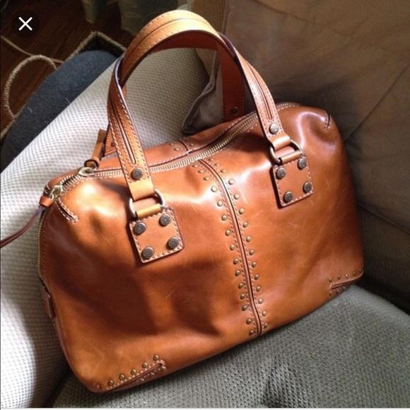e4994f68a9bc Michael Kors Astor studded satchel. M 5beceaf7baebf65d9bda5e2f. Other Bags  ...